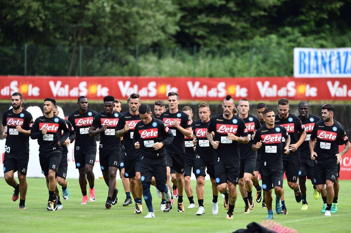 Napoli è tempo di esordio, parte l'assalto alla Juve