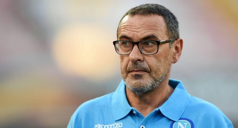 """Sarri sul calcio italiano: """"Riduttivo criticare gli stranieri"""""""
