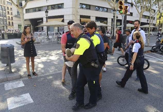 Barcellona: le parole di un salernitano scampato per poco all'attentato