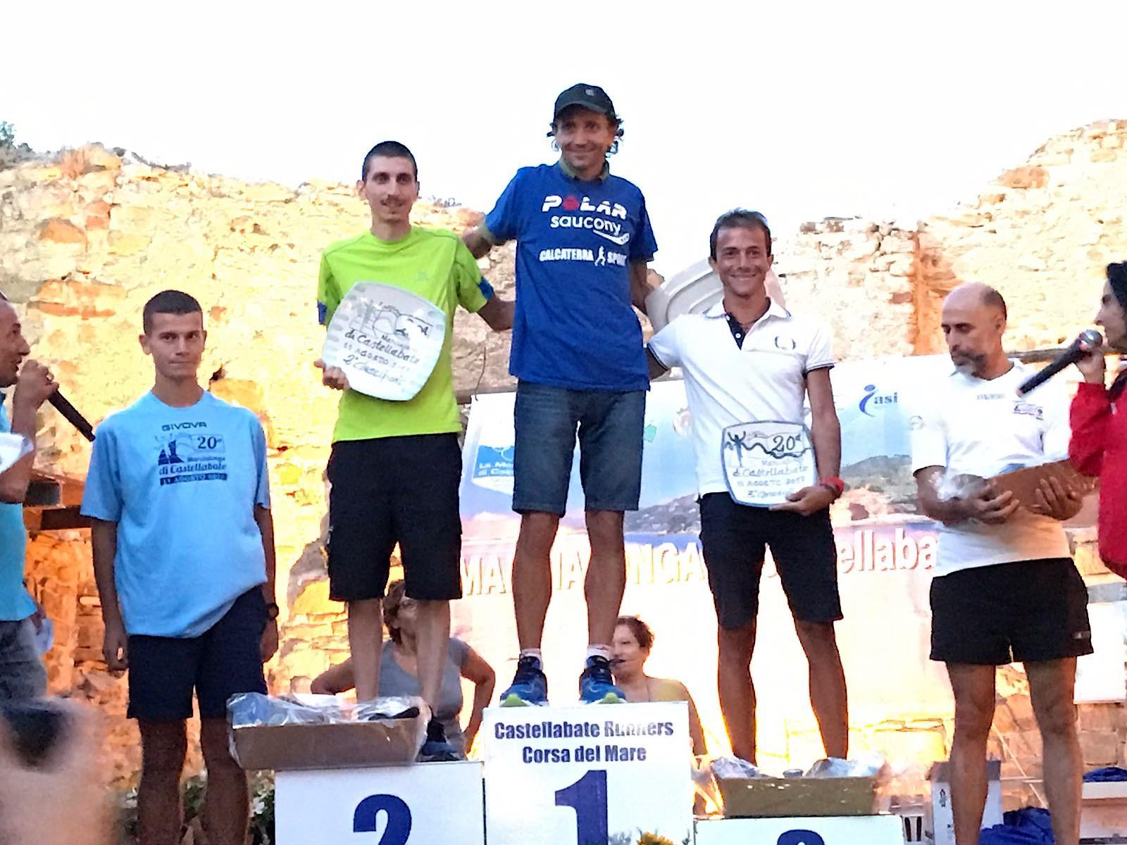 Castellabate, il campione del mondo Giorgio Calcaterra vince la 'Marcialonga'