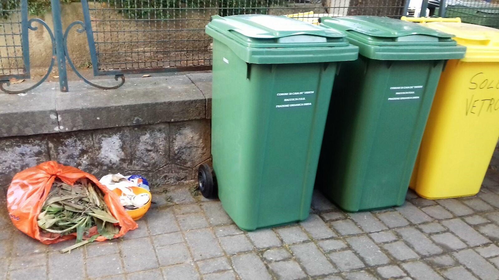Battipaglia ferma lo stir subito emergenza rifiuti a cava for Pulizie domestiche salerno