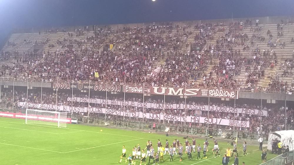 Battere il Palermo per i tifosi, all'Arechi l'ultimo atto della stagione