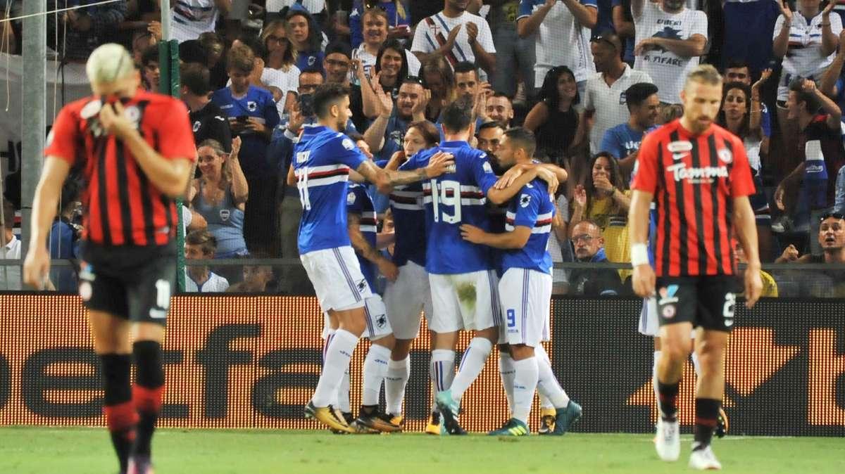 """Strega, a """"Marassi"""" giochi contro Sampdoria e scetticismo"""