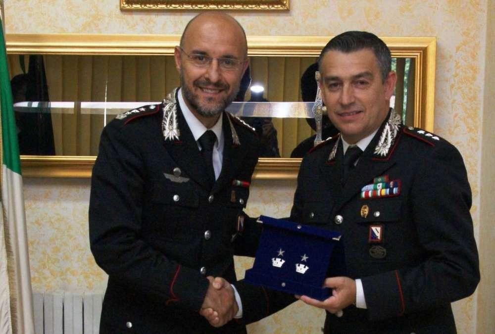 Mirabella Eclano – Il Comandante Madaro è diventato Maggiore