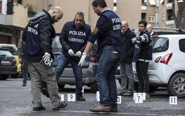 Il delitto di Chiaia, la polizia Scientifica inchioda Luca Materazzo