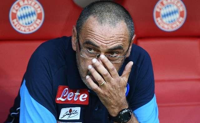"""Sarri, Milik e il contratto: """"Solo un fattore mi spingerà a rimanere al Napoli"""""""