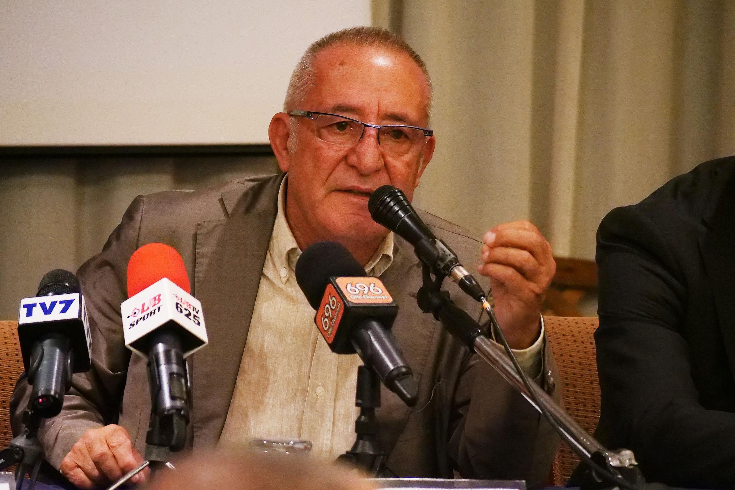 Benevento, il presidente Vigorito: