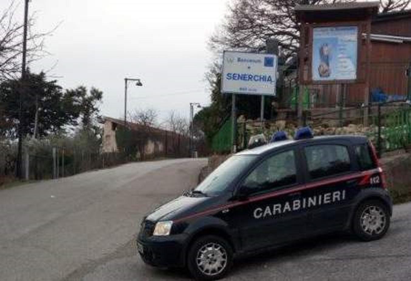 Senerchia, strada abusiva: denunciato dai carabinieri un 30enne del posto