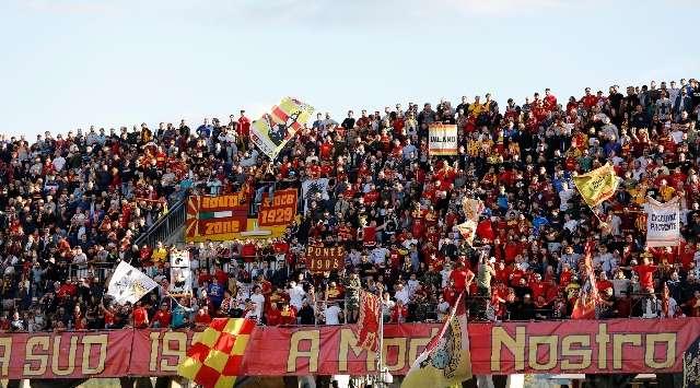 """Martina – Benevento, un dirigente """"paga"""" per i tifosi giallorossi"""