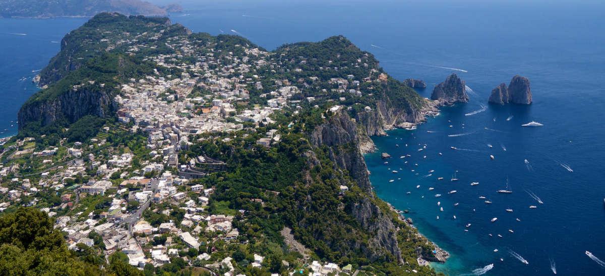 Belvedere Anacapri negato a disabile, nuova lettera al Quirinale