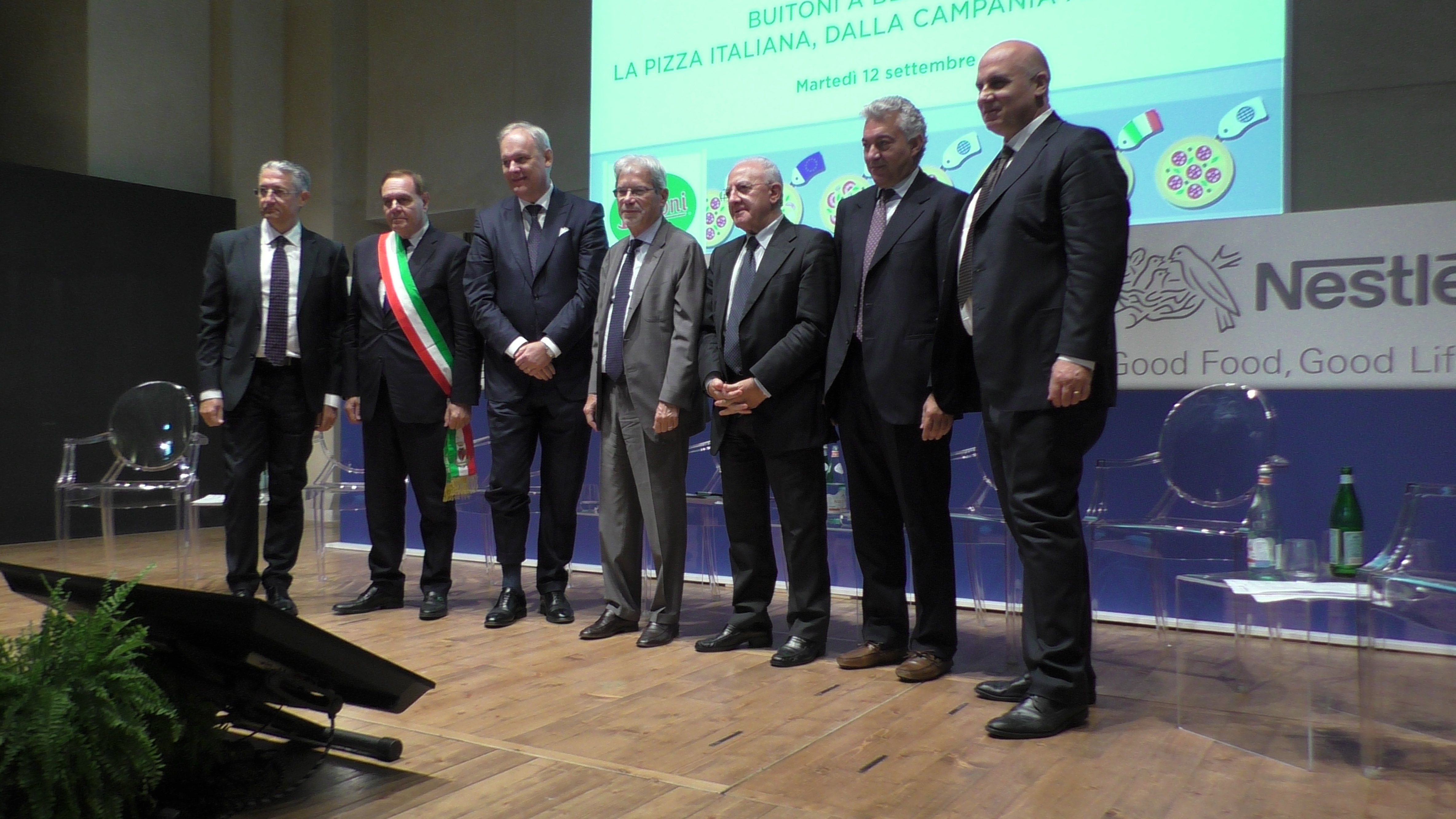 Nestlé, investimento 50 mln per 'hub' pizza Buitoni a Benevento