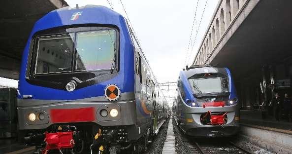 """Fs: """"In Campania 50 milioni di passeggeri nel 2017, puntuale l'88% dei treni regionali"""""""