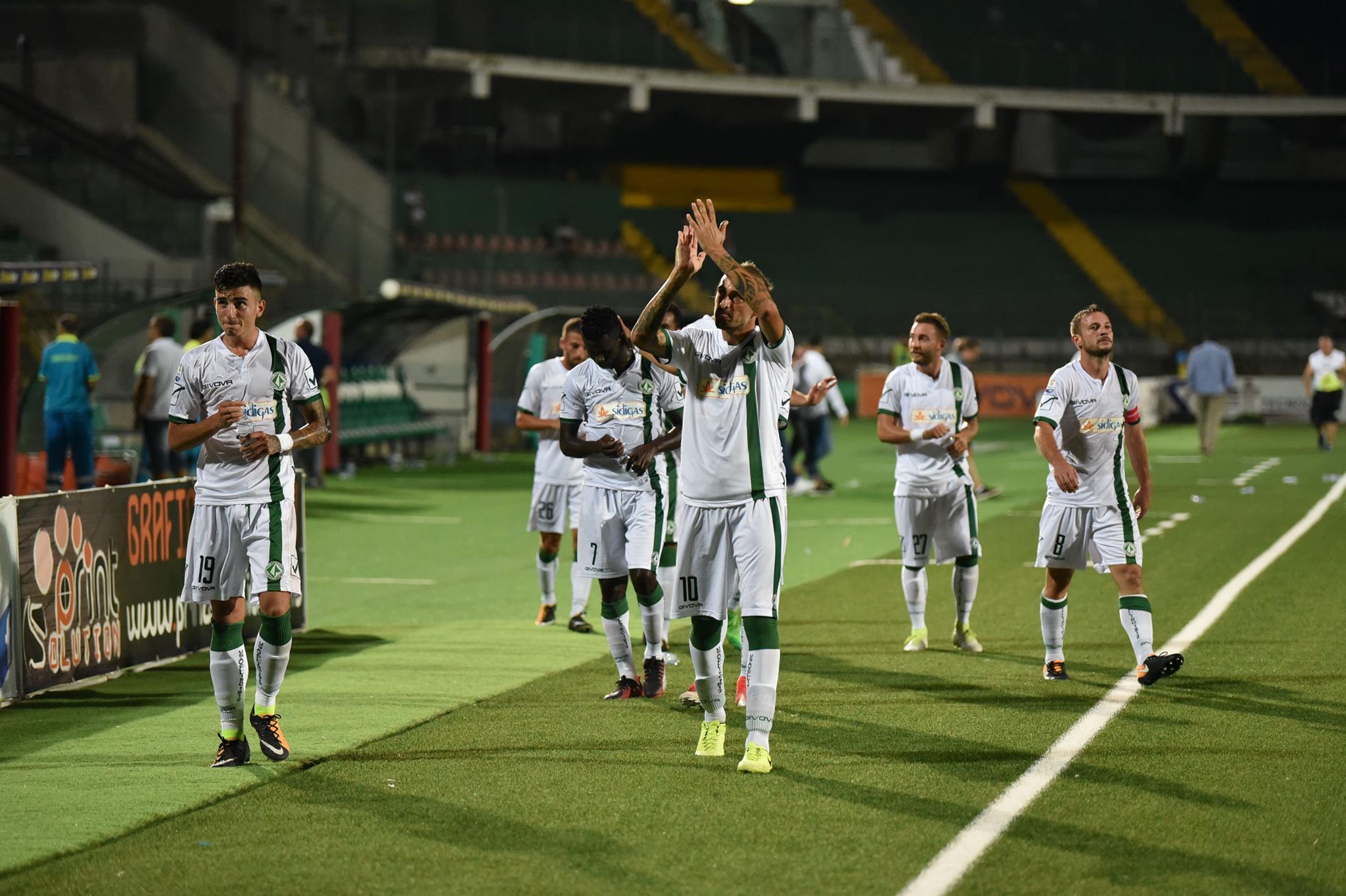Avellino, diramate le date per la Coppa Italia: ad agosto il primo ufficiale