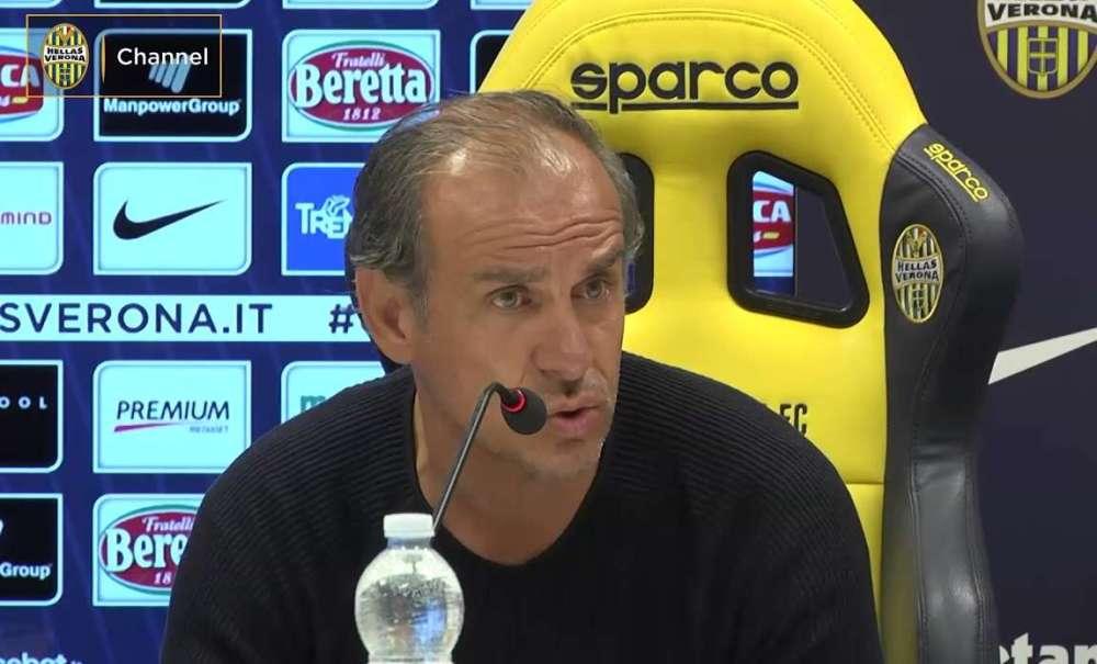"""Fusco punta su Caceres: """"Pensiamo al Benevento e non al mercato"""""""