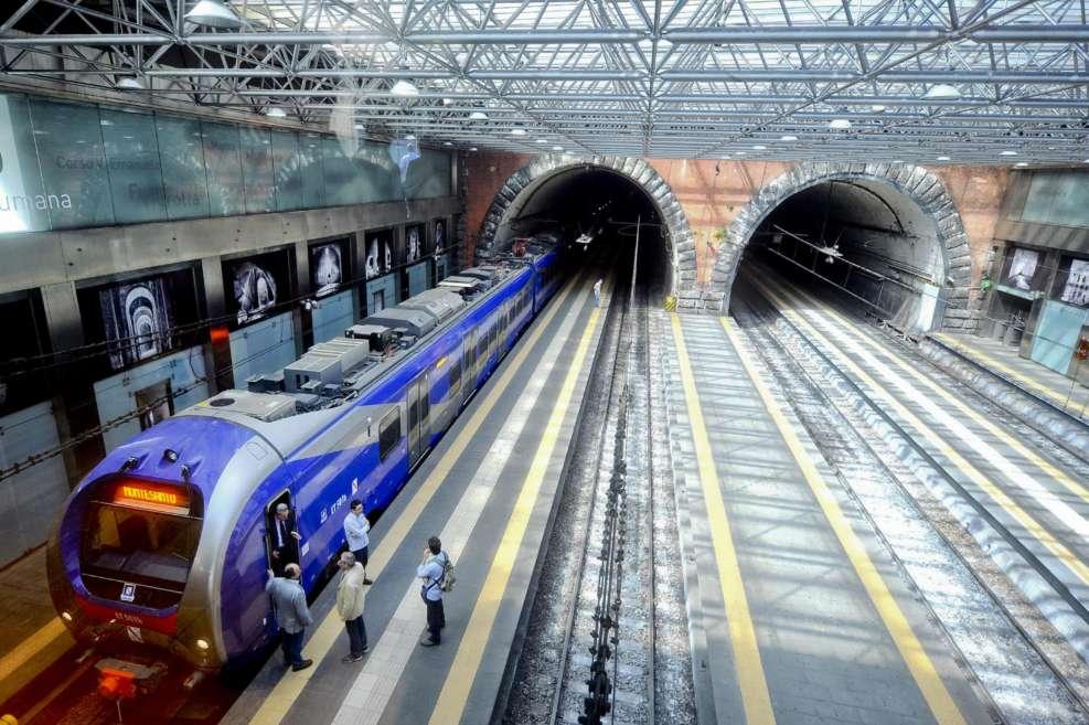 Trasporti: rapporto Legambiente, calano del 40% i pendolari in Campania