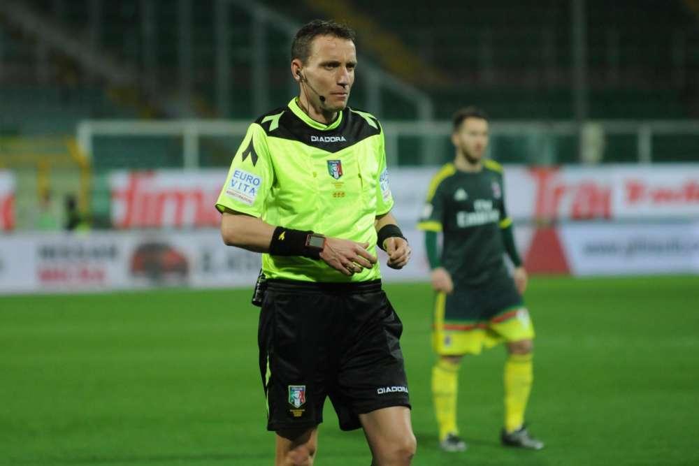 Inter-Napoli: a Mazzoleni il big match di Santo Stefano
