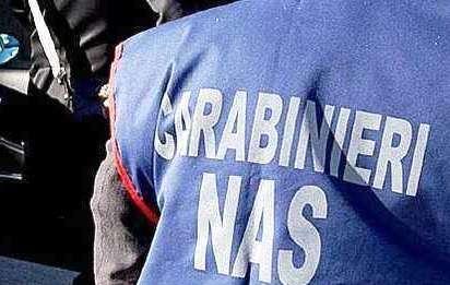 Nas, sanzioni e sequestri per 700mila euro da Salerno a Benevento