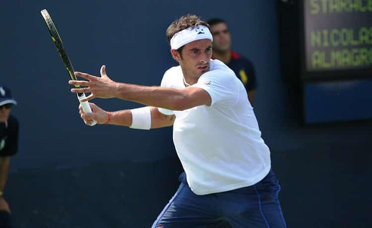 Stangata per il tennista Starace: 10 anni di squalifica e 100mila euro di multa