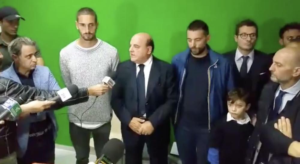 """Avellino, Taccone: """"Abbiamo perso una battaglia, insieme vinceremo"""""""