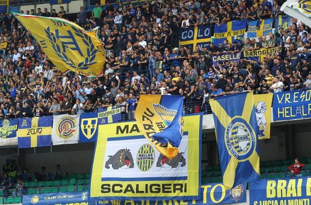 """Quando i tifosi veronesi dissero: """"Il Benevento è una grande squadra"""""""