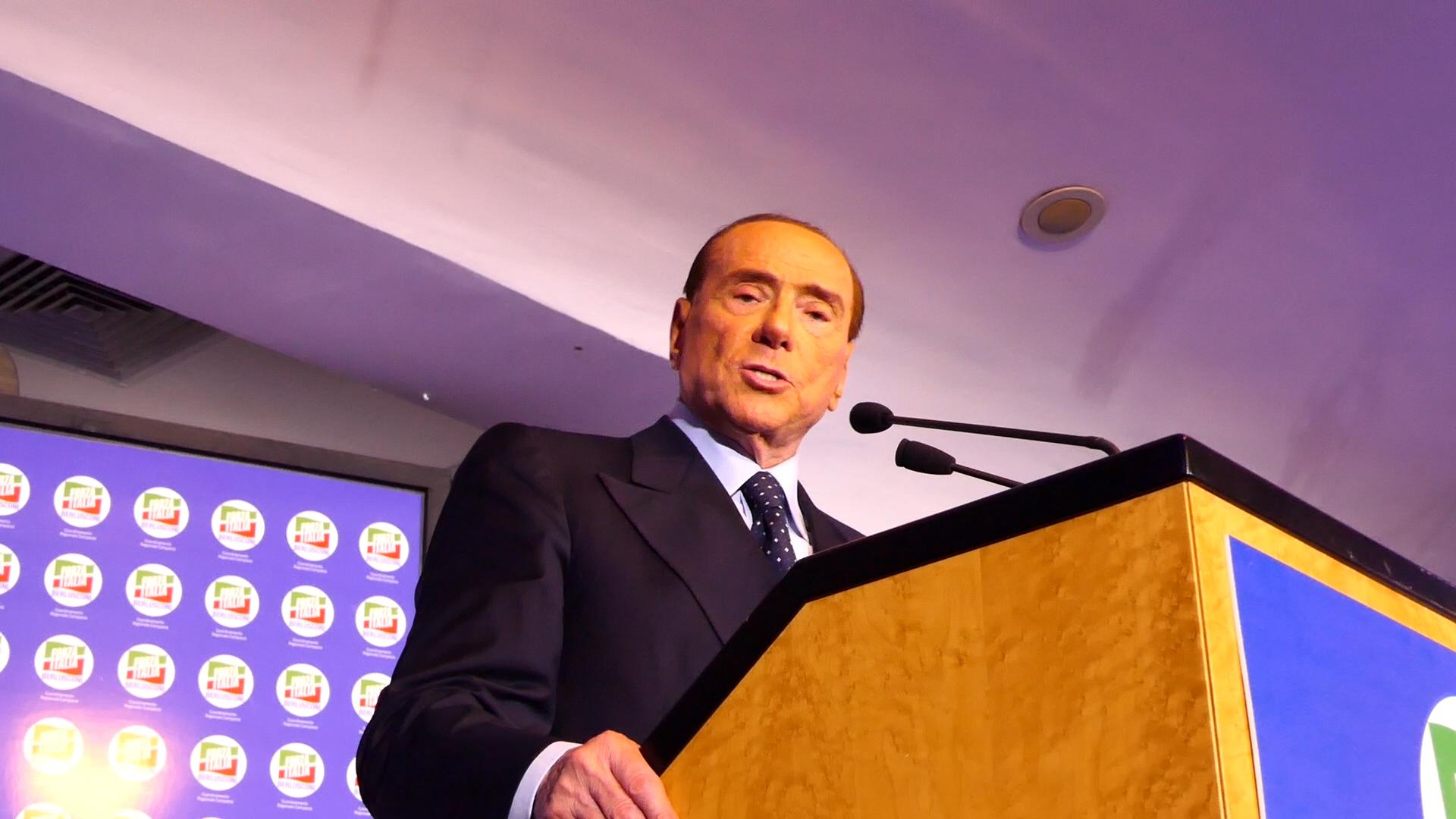 Berlusconi sabato a Capri, il leader Fi al Convegno giovani Confindustria