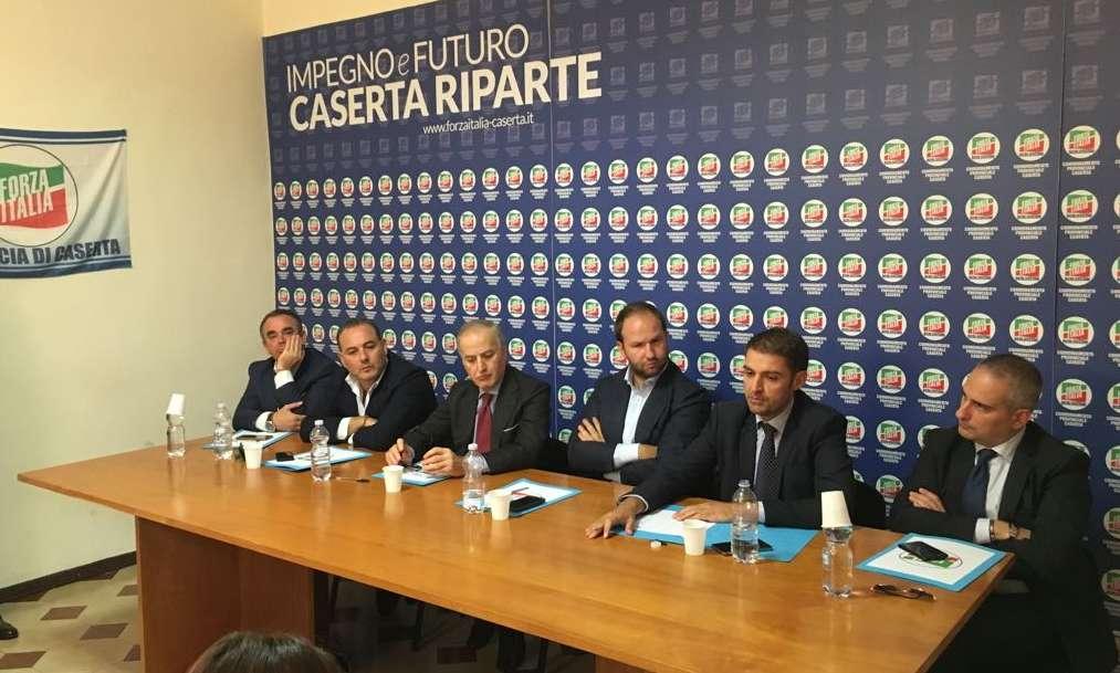 Forza Italia Caserta, Marco Ricci nuovo responsabile provinciale