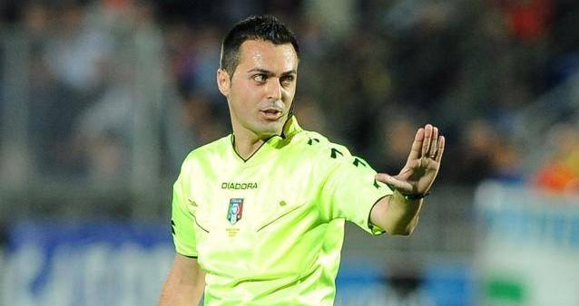 """Benevento, con il Verona dirige l'arbitro di un """"vecchio incubo"""""""