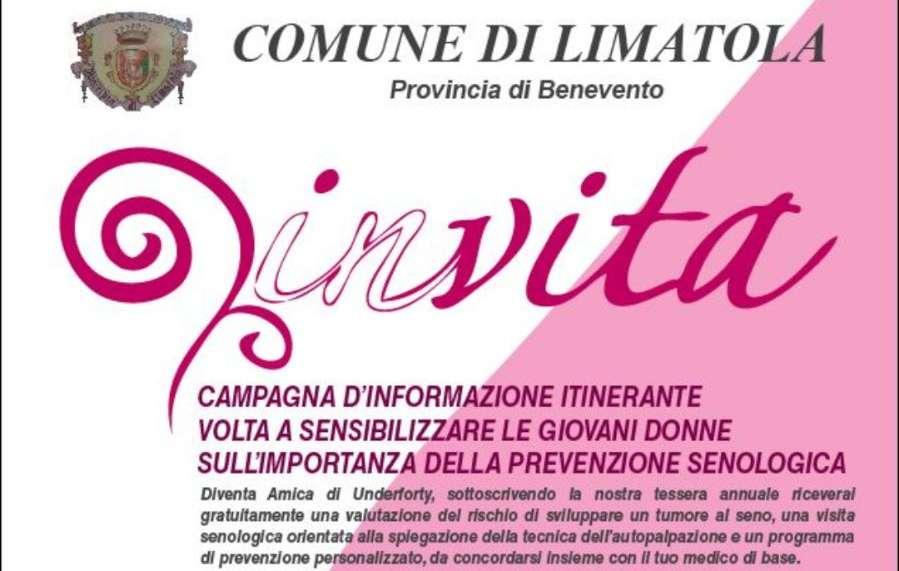 Prevenzione senologica, lunedì visite gratuite al Psaut di Limatola