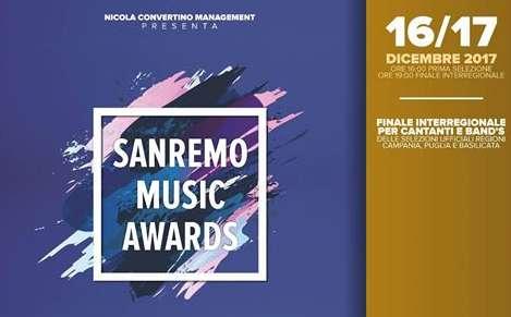 Sanremo Music Awards, a Paestum la finale interregionale