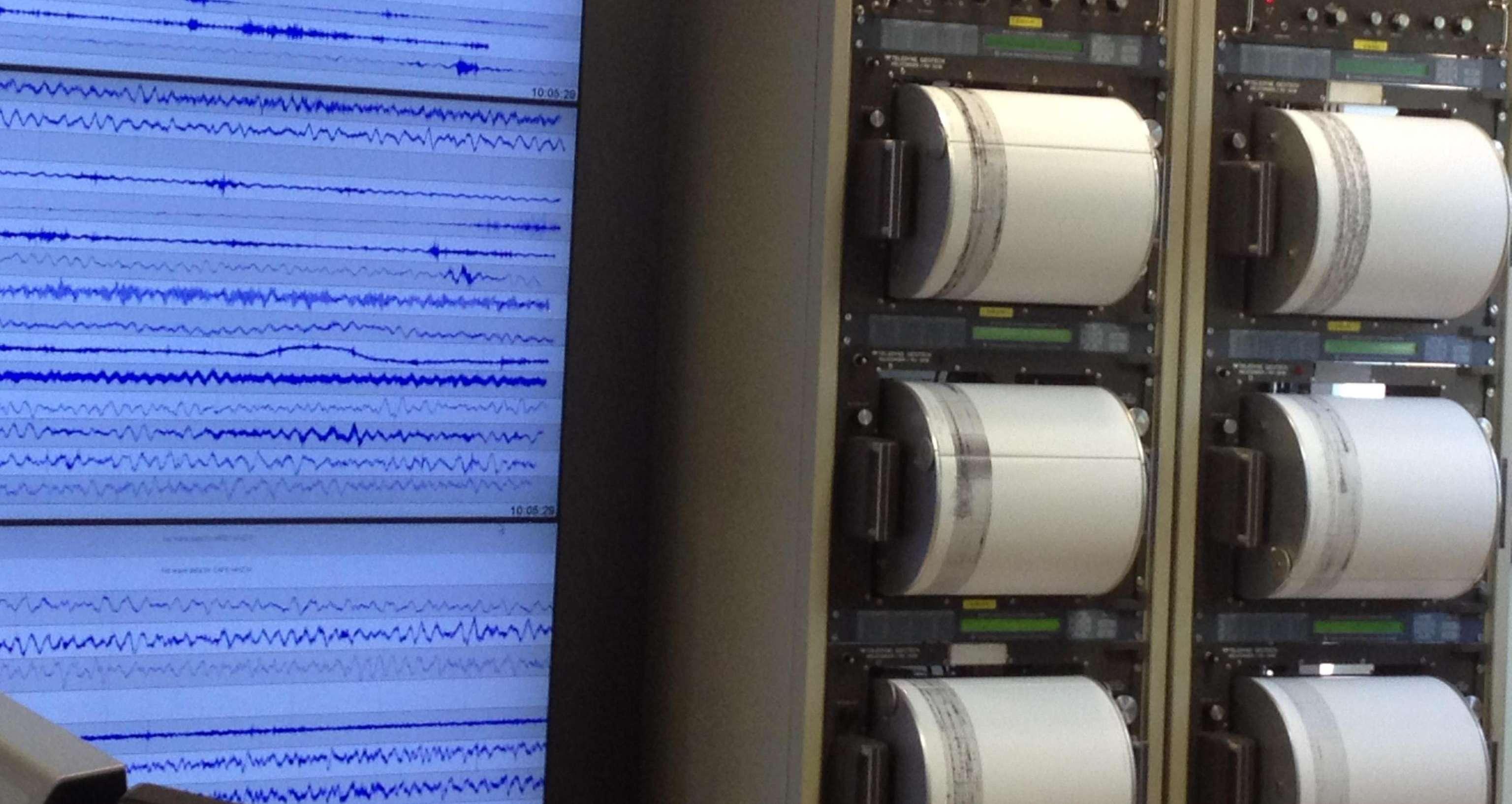 Lieve scossa di terremoto registrata ieri sera ad Agropoli