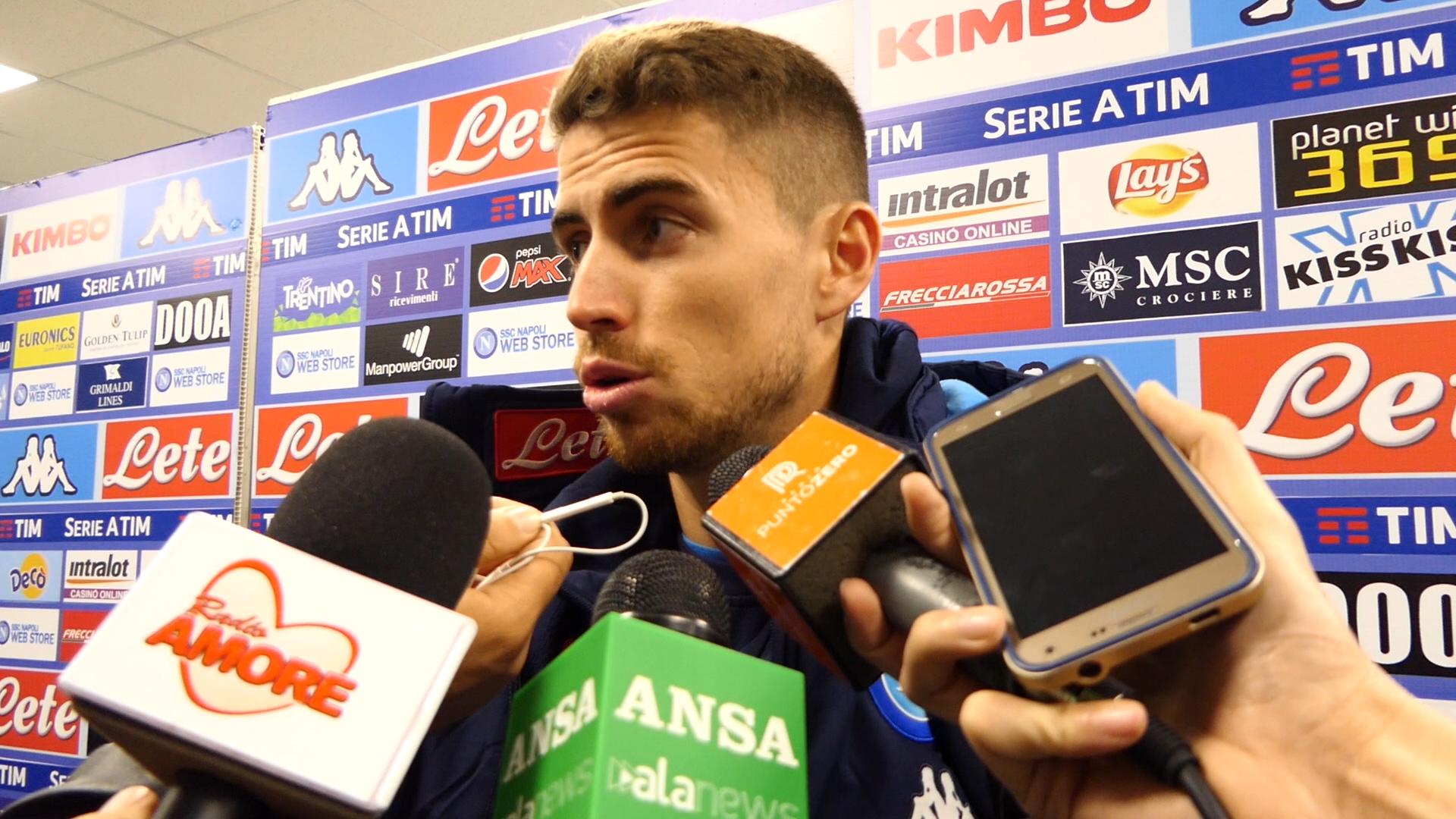 Calciomercato Napoli, Jorginho al Man City? L'agente: