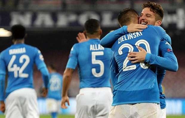 Champions League: Napoli eliminato, non basta Zielinski