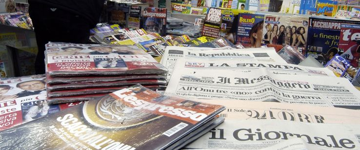 Rassegna stampa domenica 25 marzo il patto regge eletti for Rassegna stampa camera deputati
