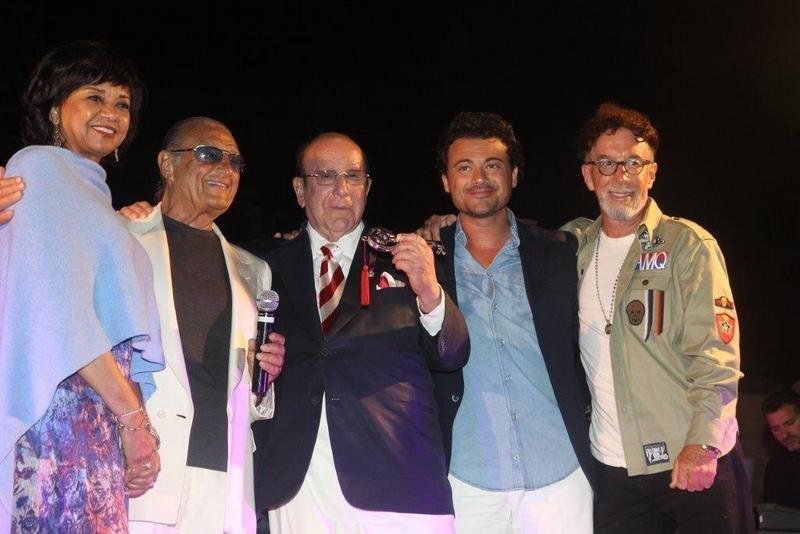"Il ""Capri-Award"" va al docu-film su Clive Davis"