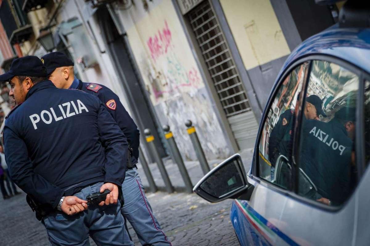 Napoli, ancora spari nella notte tra periferia e centro cittadino