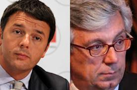 """Renzi: """"Ho chiesto a Paolo Siani di candidarsi con il Pd"""""""