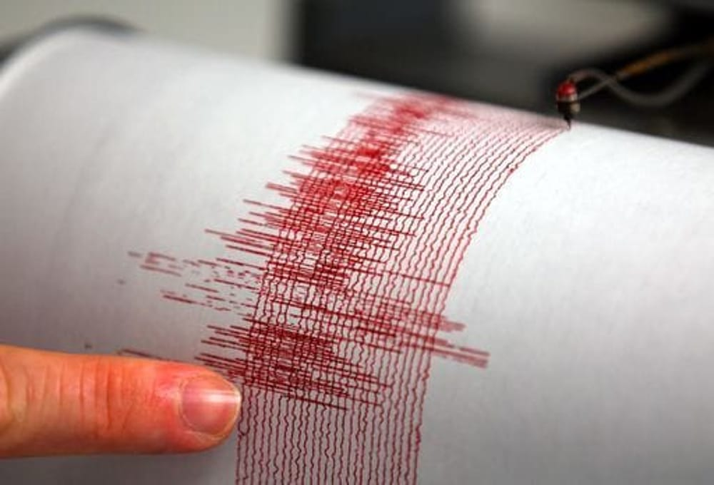 Scossa di terremoto avvertita nel Sannio: epicentro a Solopaca