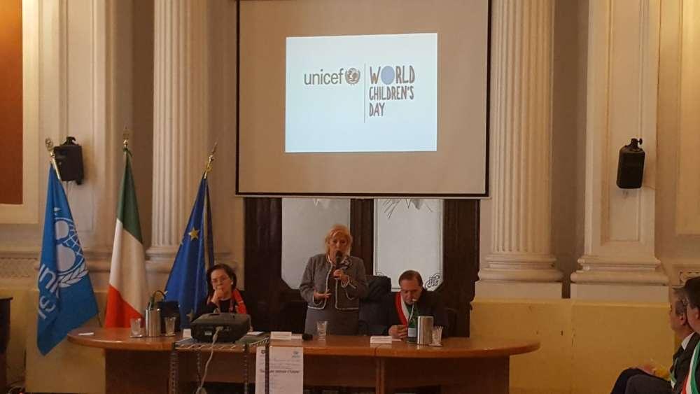 Giornata dell'Infanzia in Prefettura, protocollo d'intesa con l'Unicef