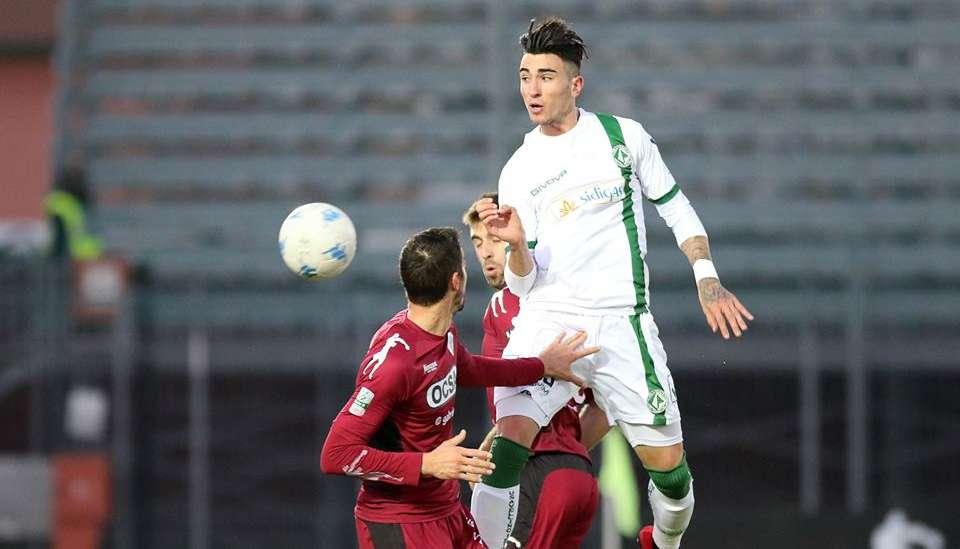 Avellino, Asencio chiede una maglia da titolare: tripletta nel test amichevole