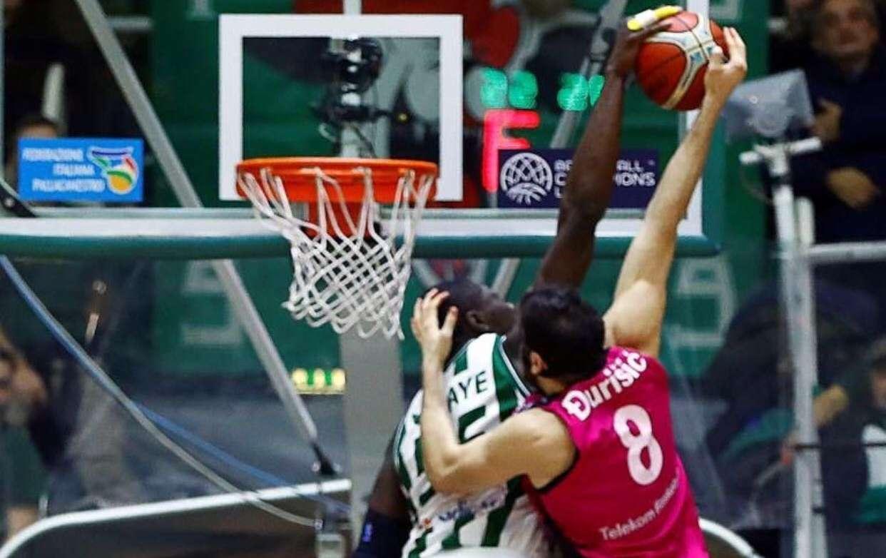 La Sidigas Avellino cade in Champions League: Boon è corsara al DelMauro