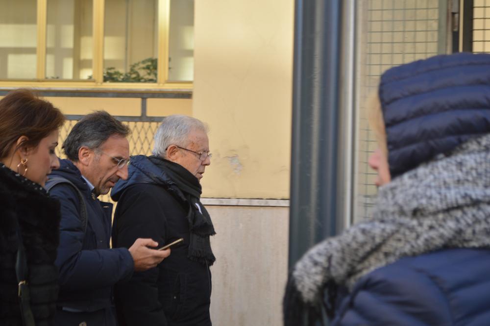 Inchiesta Aias, revocati gli arresti domiciliari a Gerardo Bilotta