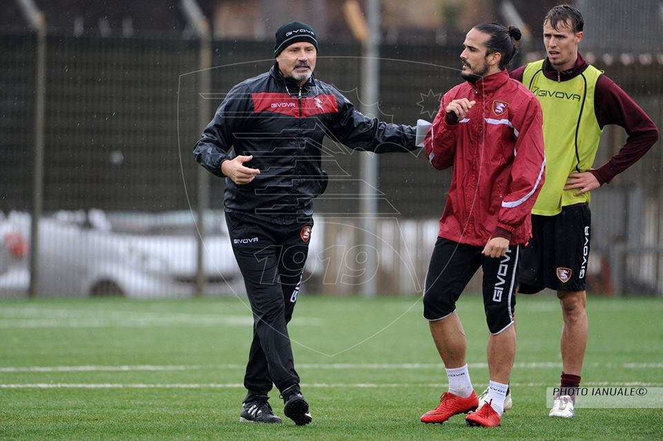 Salernitana a Chiavari per riprendere la marcia play-off