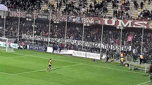 Salernitana – Benevento, identificati e daspati quattro tifosi