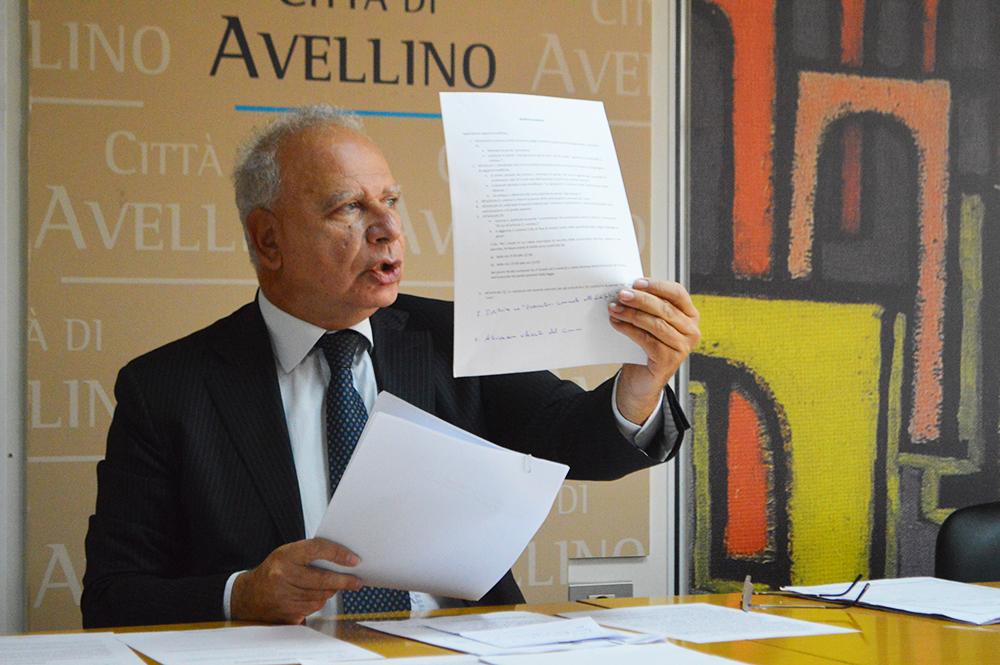 """Città Sostenibile, Iannaccone: """"Gli interventi faranno crescere l'economia"""""""