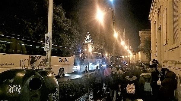 """Salernitana e mille bus per le Luci, sarà lo """"stress-test dell'Immacolata"""""""