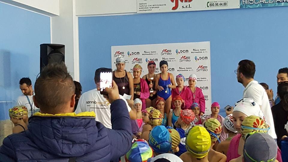 Allo Smile Piscina La Prima Tappa Del Circuito Nuota Con Noi