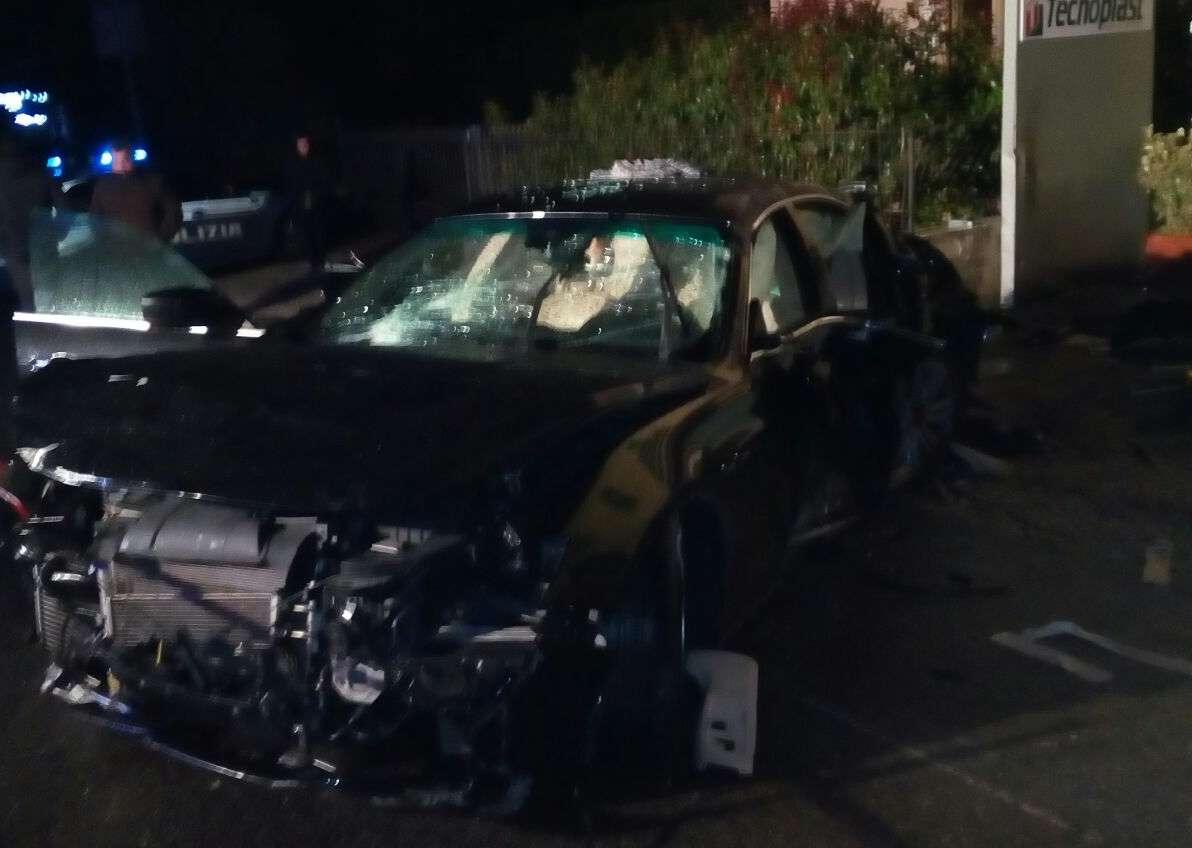 Doppio incidente nella notte, a Montesarchio scontro fatale per un giovane