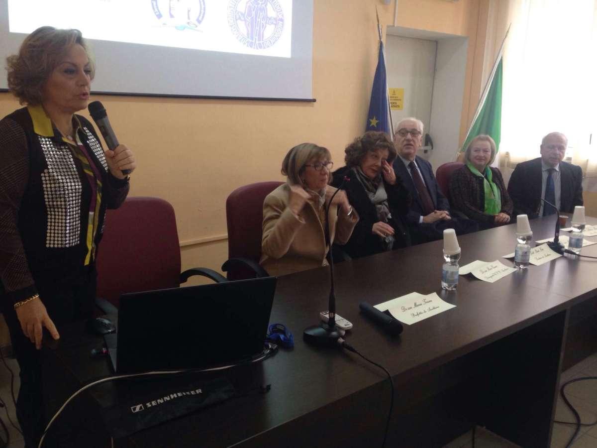 """Erasmus+, il Sindaco Foti e l'Assessore Iannaccone al """"Marone"""""""
