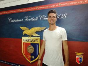Gli occhi del Cosenza su un calciatore della Casertana