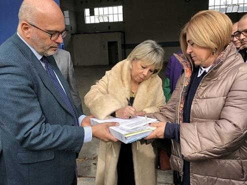 La Sacra Corona Unita 'investe' a Salerno